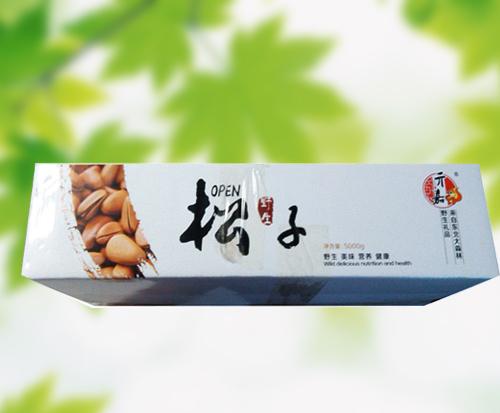 10斤箱松子