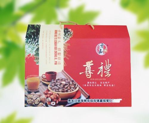 重庆红礼盒2000g