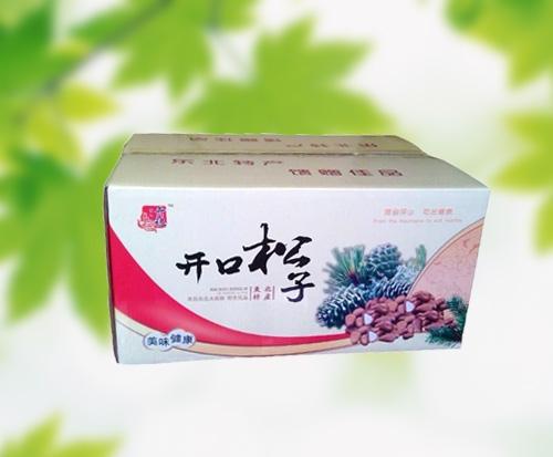 重庆黄箱20公斤松子