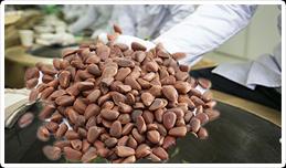 纯手工采摘,保证每颗籽粒饱满